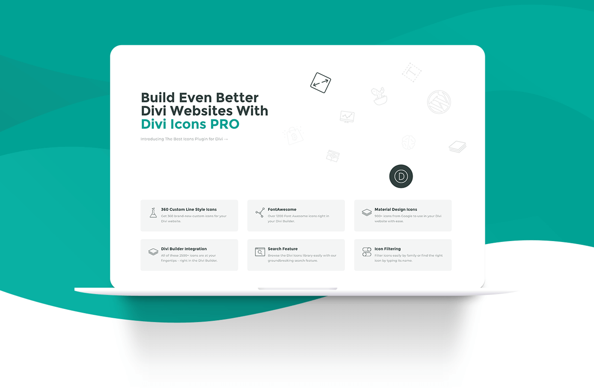 How to Add More Icons to Divi • Divi Cake Blog