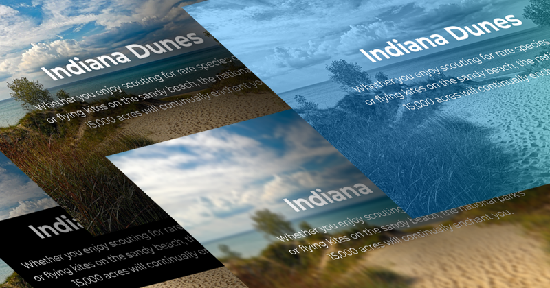 Tips & Tricks for Designing an Image with Text Overlay